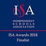 ISA Awards 2018 Finalist