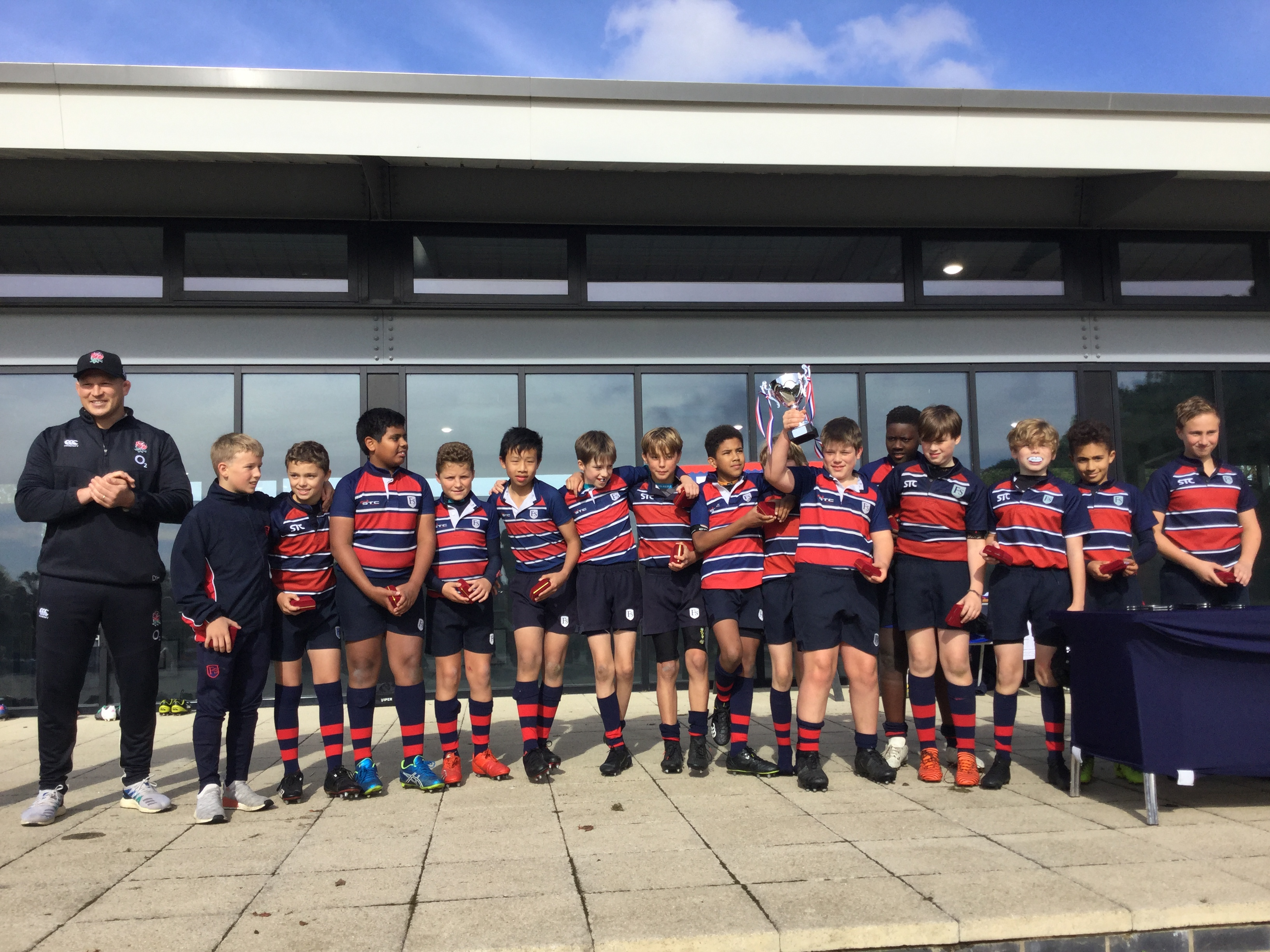 Finborough School Rugby Festival 2018