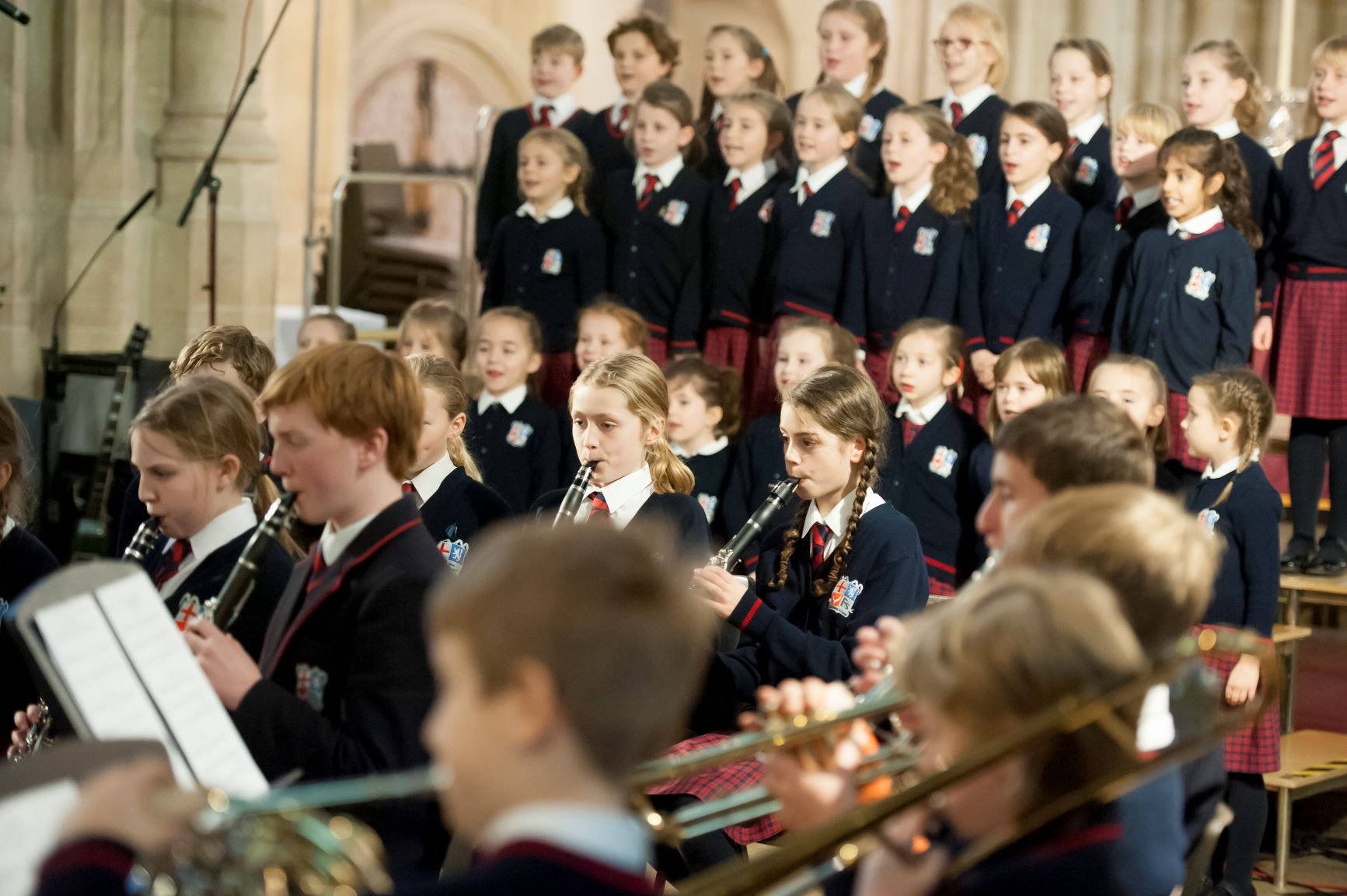 Finborough School Christmas Carol Service