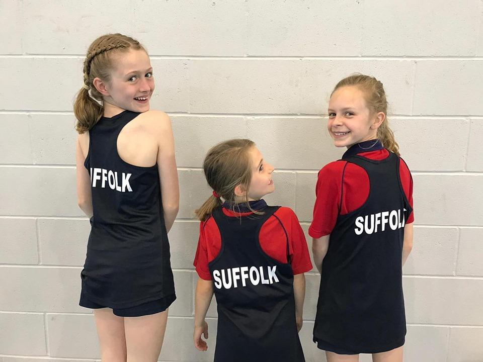 Suffolk Netball Success
