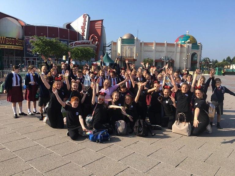 Disney Singers & Dancers