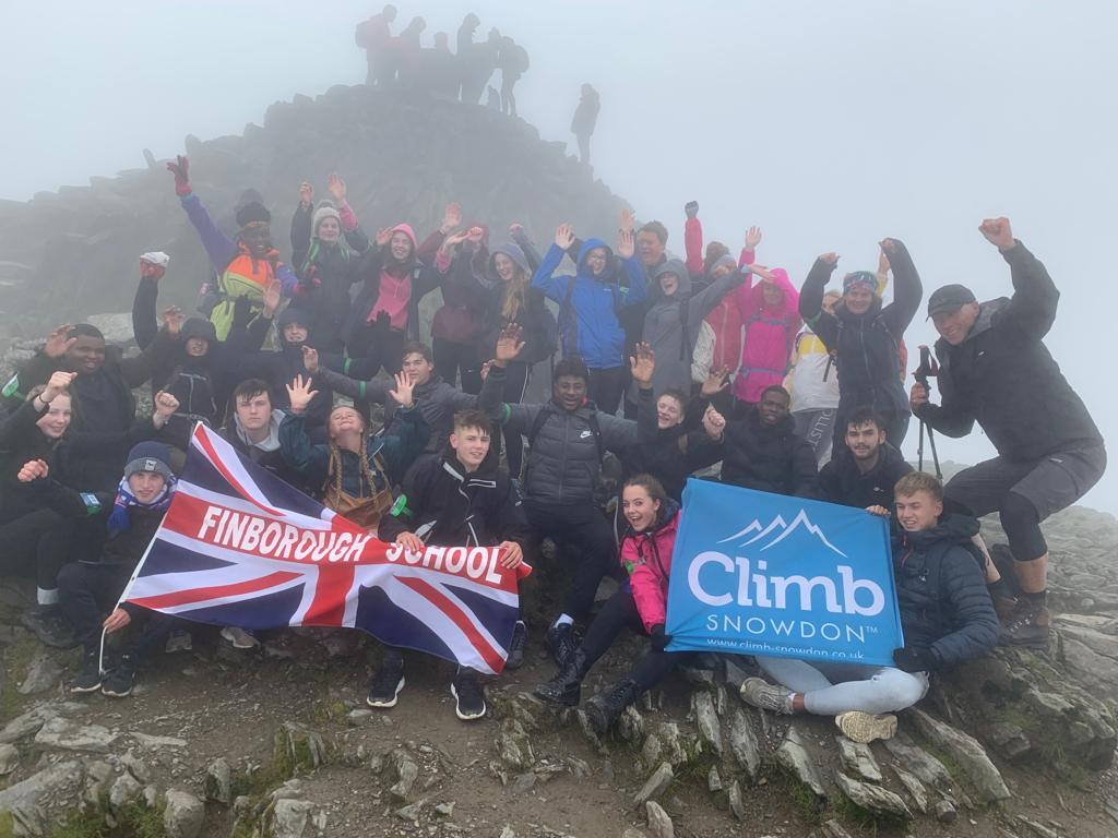 Sixth Form reach the Summit