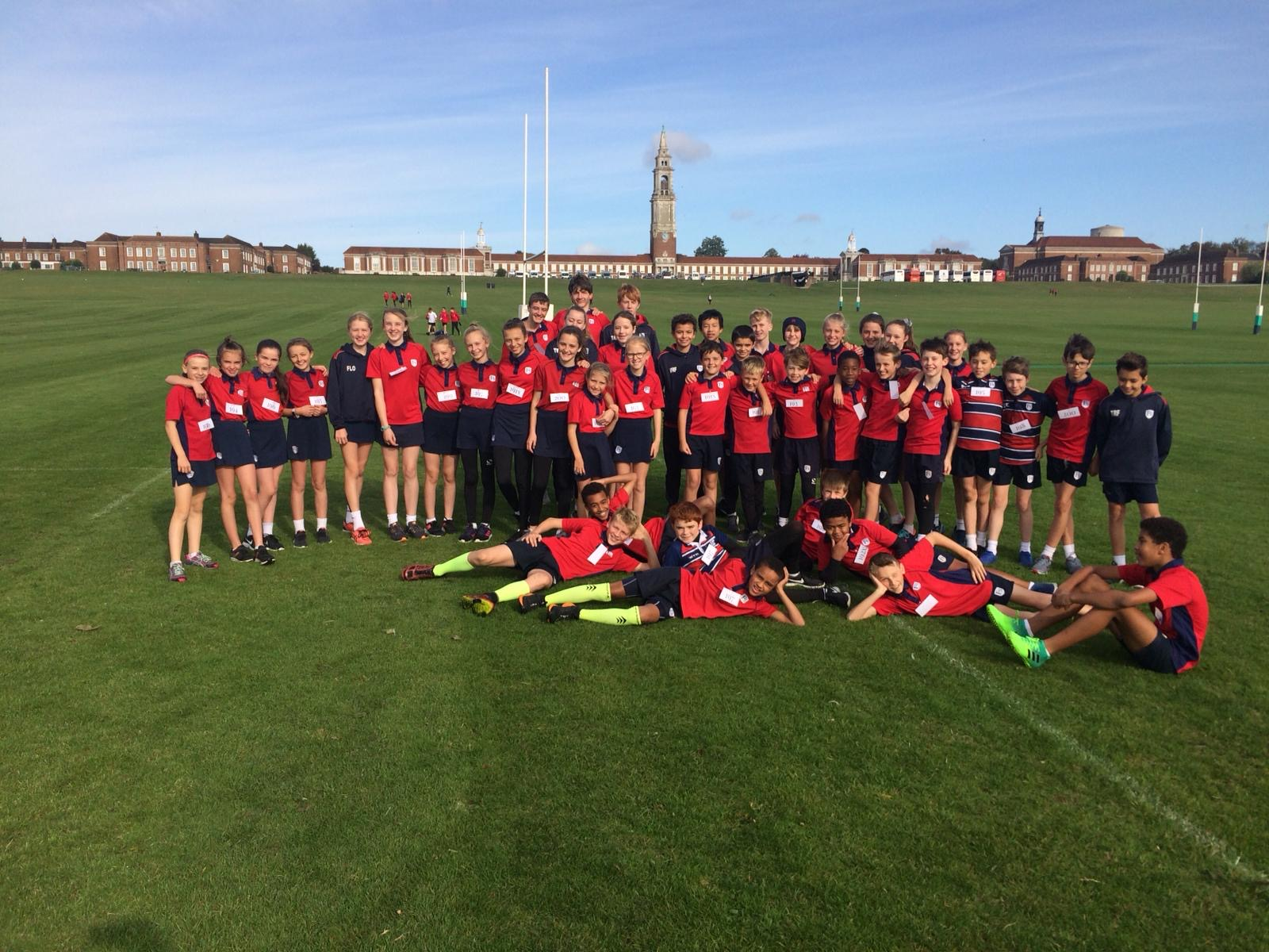 Suffolk Schools Cross Country Competition 2019!