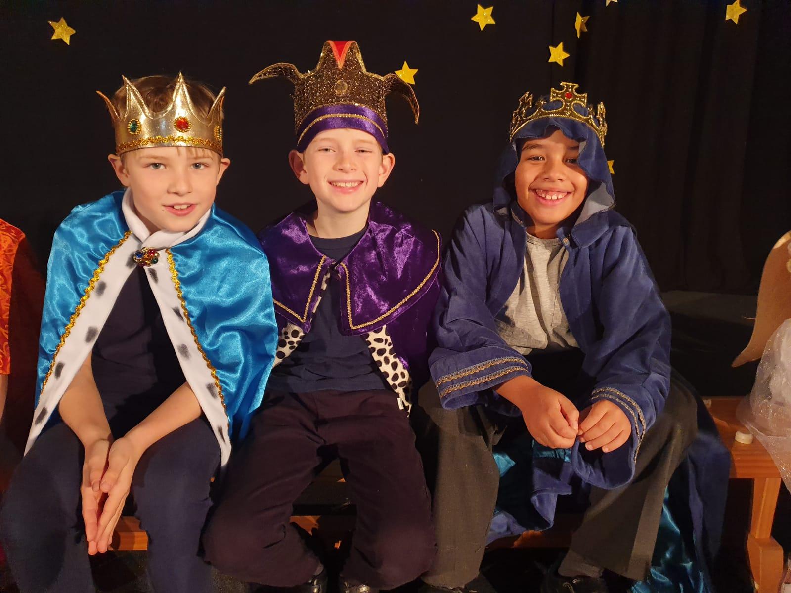 Finborough School Pre-Prep and Prep School Nativity Plays