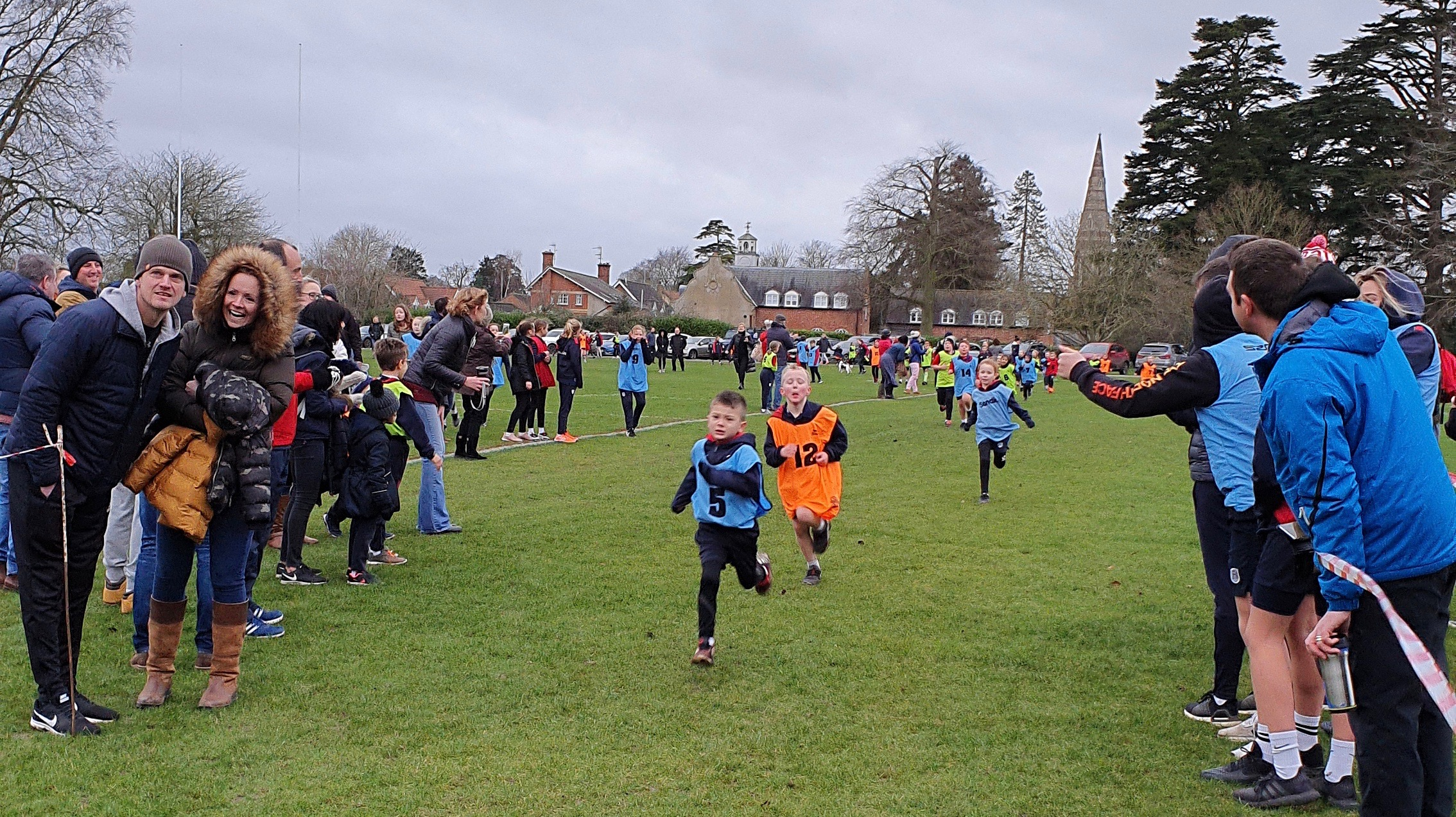 Finborough School Inter-House Cross Country Competition 2020
