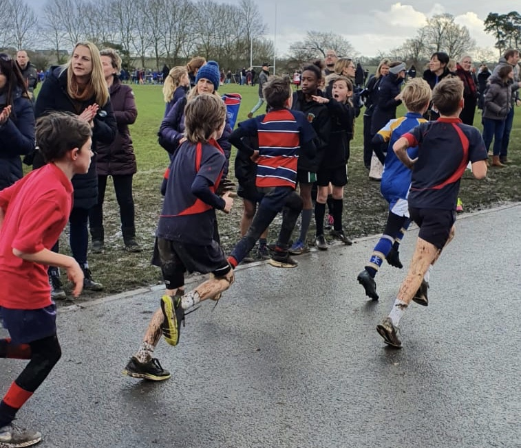 Finborough School Hosts the ISA East Anglia Regionals Cross Country Competition.