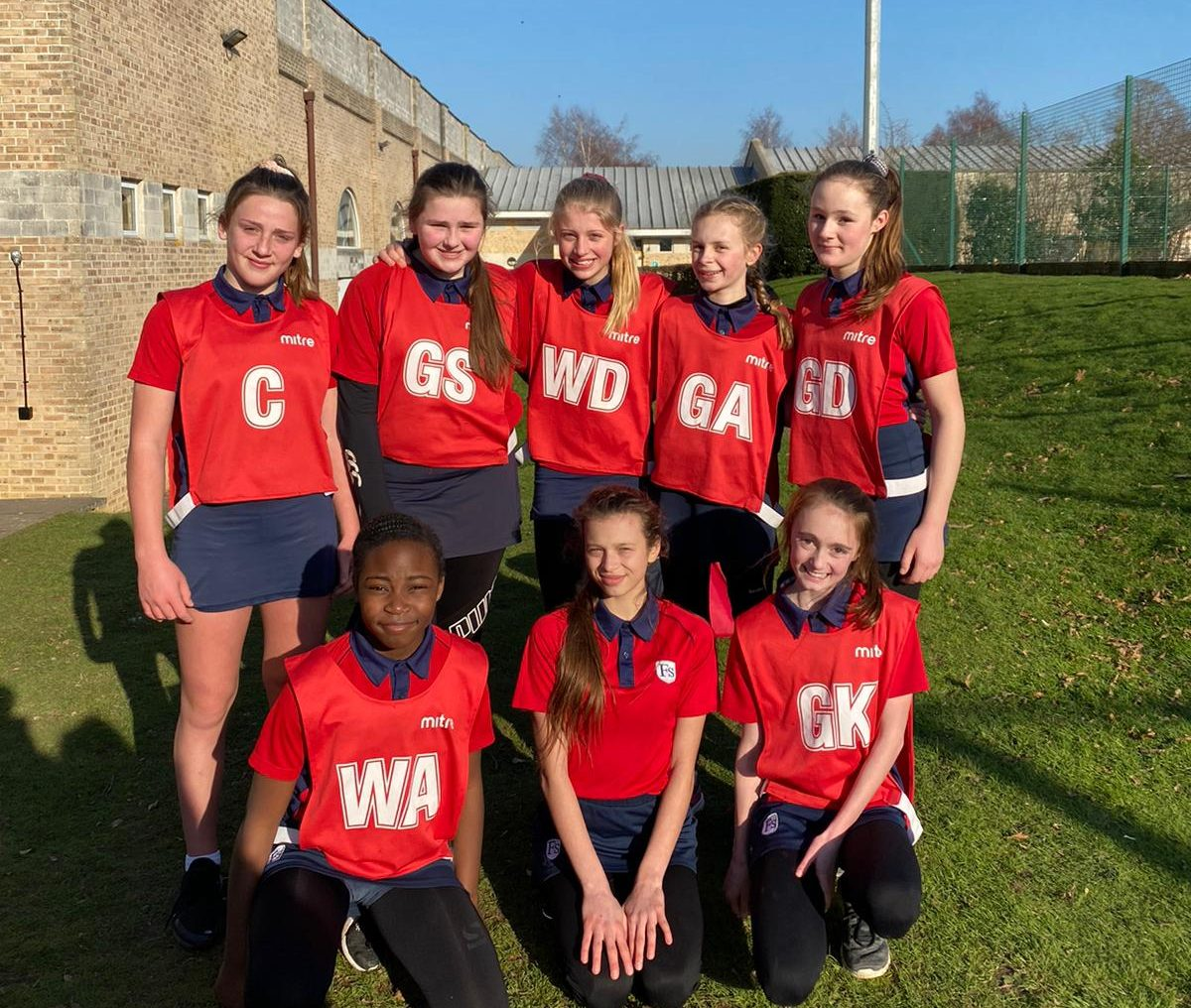U13 ISA Netball Tournament