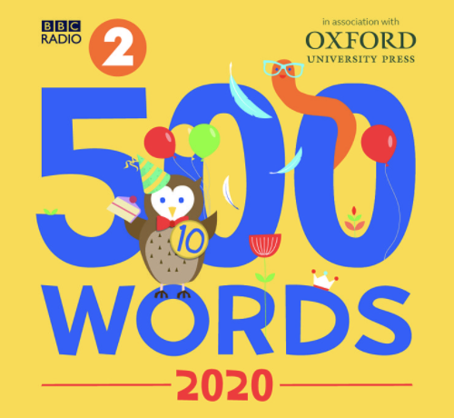 Talented Young Writing in the BBC Radio 2, 500 Words Story Competition