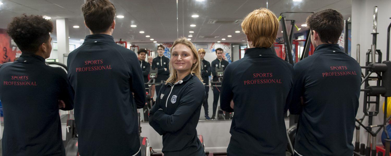 Sports Professionals Programme