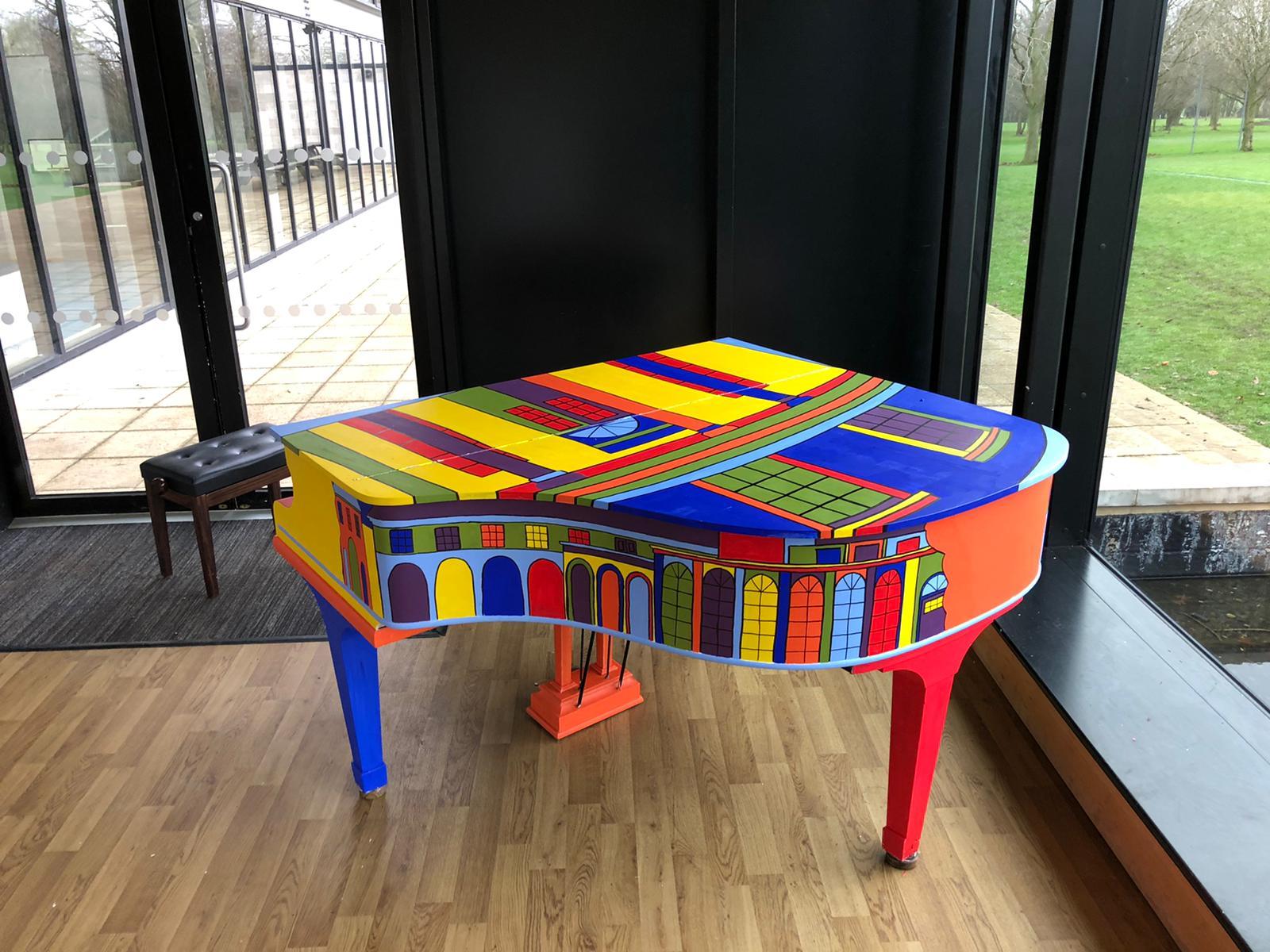 Piano Design Competition